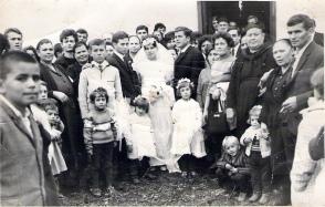 Γάμος Γκόγκου Γεωργίου- Τσακνάκη Ευαγγελίας