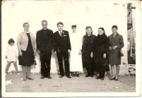 Γάμος Γκόγκου Νικόλαου και Θεοπίστης Αστερίου