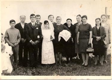 Γάμος Παναγιώτη Τσακνάκη και Σουλτάνας Τζίκα