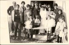 Γάμος Αθανασίου Μαντζάρα και Βασιλικής Καμαγιάννη