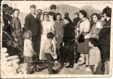 Γάμος Αθανασίου Τσακνάκη και Φανής Γκόγκου
