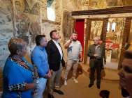 Επίσκεψη στο Βυζαντινό Ναό