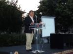 Ο Δήμαρχος Ελασσόνα στο Φεστιβάλ Περραιβική Τρίπολις, 2018